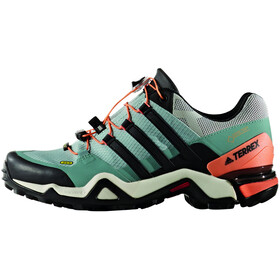 adidas TERREX Fast R GTX Shoes Women tactile green/core black/vapour steel